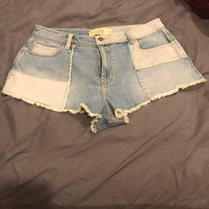 Hollister High Rise Vintage Shorts NWT